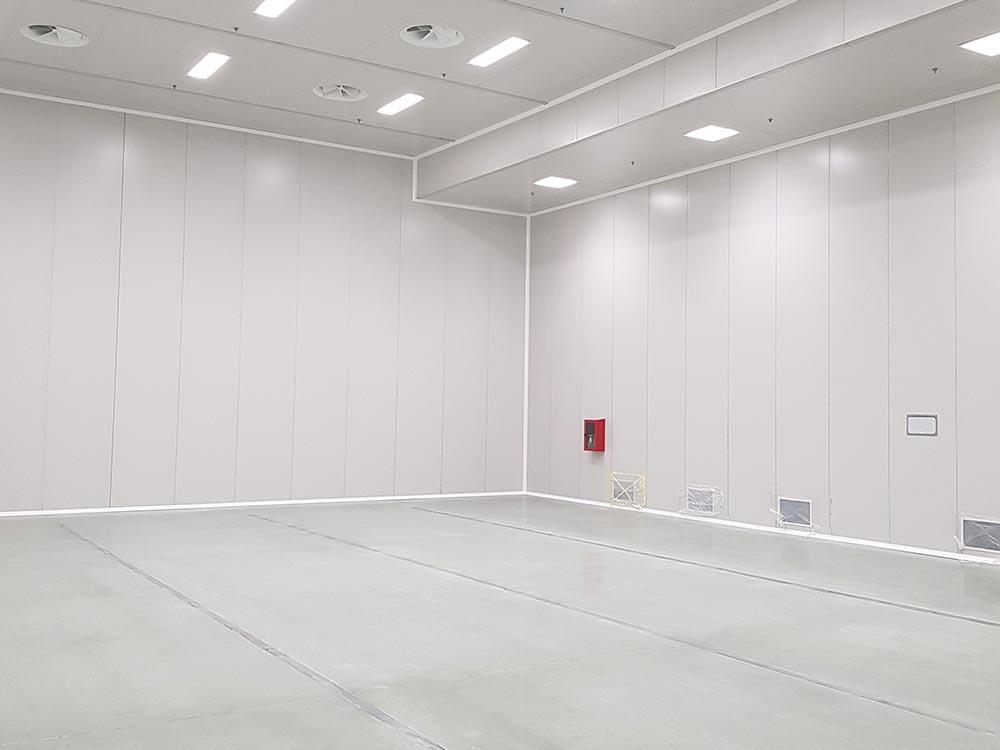 Camere Bianche Cosa Sono : Realizzazione camere bianche tht srl